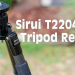 LensVid Exclusive: Sirui T-2204X Tripod Review