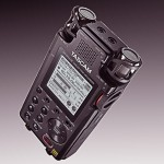 First Look at the TASCAM DR-100 MKIII Handheld Digital Recorder