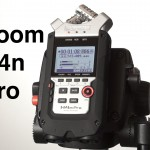 Sound recorders: Zoom H4n Pro vs Zoom H4n