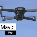 DJI Mavic Pro Foldable Drone First Look