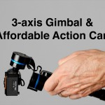 A Look at the GVB Gimbal with 3 Different Action Cameras