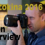 LensVid Exclusive: Nikon Interview in Photokina 2016