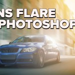 Cool Trick for Adding a Realistic Lens Flare in Photoshop