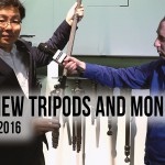 LensVid Exclusive: Gitzo New Tripods and Monopods – Photokina 2016