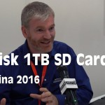 LensVid Exclusive: Sandisk 1TB SD Card and More in Photokina 2016
