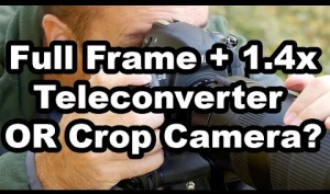 Crop-Camera-Or-Full-Frame-Camera-With-A-1.4-Teleconverter