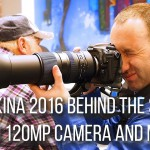 LensVid Exclusive: Photokina 2016 – Behind the Scenes (+Canon 120MP Camera and More)