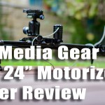 LensVid Exclusive: Pro Media Gear DUO 24″ Motorized Slider Review