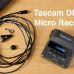 Tascam DR-10L Pocket Recorder and Lavalier Review