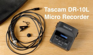 Tascam-DR-10L-Micro-Recorder-and-Lavalier-Review