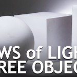 Laws of Light: Lighting Three Objects