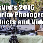 LensVid Exclusive: Our Favorite Photography Products and Videos of 2016
