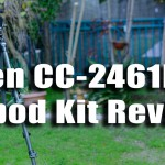 LensVid Exclusive: Oben CC-2461L Tripod Kit Review