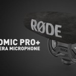 RØDE VideoMic Pro+ Premium On-Camera Video Shotgun Microphone