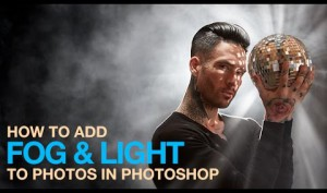 How-to-Add-Fog-and-Light-in-Photoshop
