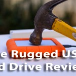 LensVid Exclusive: Lacie Rugged USB-C Review