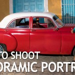 How to Shoot Panoramic Portraits