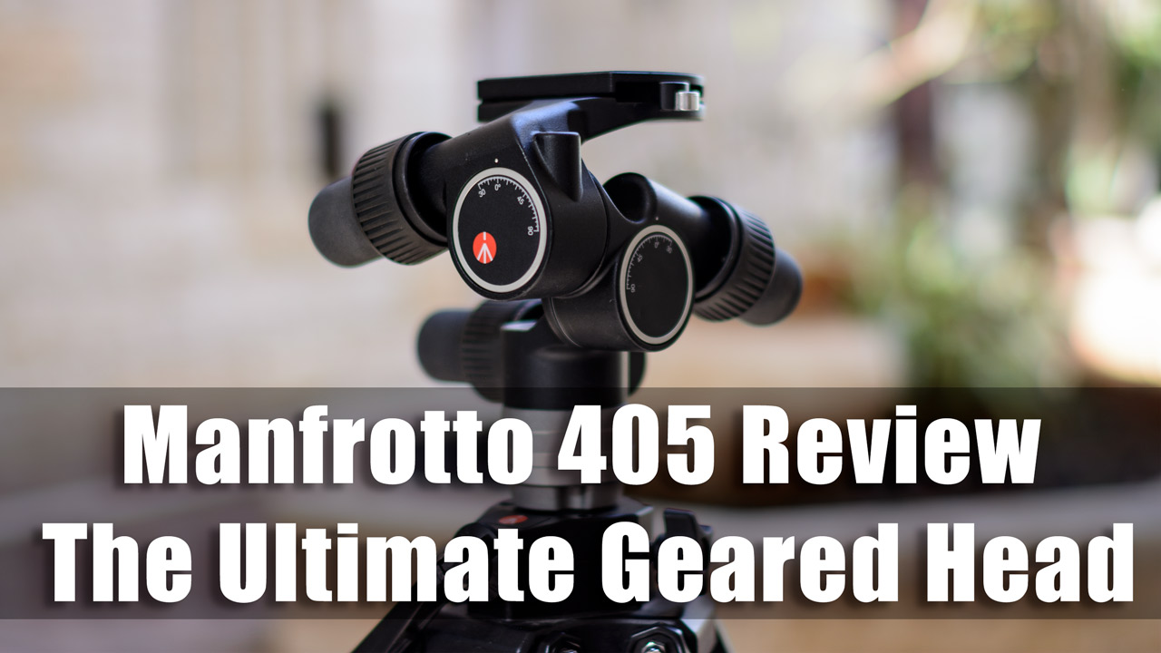 LensVid Exclusive: Manfrotto 405 Review – The Ultimate Geared Head