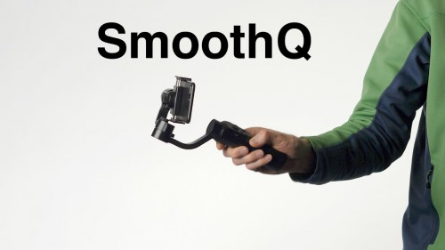 Zhiyun-SmoothQ-Smoother-Video-with-Your-Smartphone