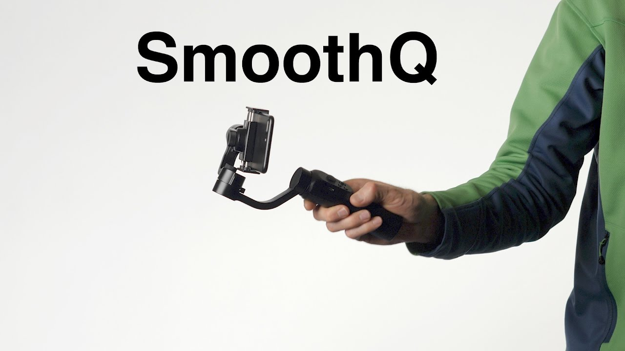 Zhiyun Smooth Q Motorized Smartphone Gimbal Review Lensvid Tech Smoothq The Ultimate