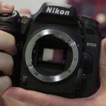 First Hands on with the Nikon D7500