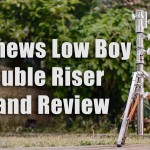 LensVid Exclusive: Matthews Low Boy Double Riser Combo Steel Stand Review