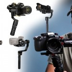 6 Motorised Camera Gimbals: Review And Comparison