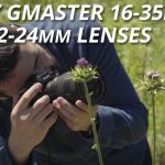 First Look at the Sony G Master 16-35mm & 12-24mm G Lenses