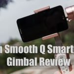 Zhiyun Smooth Q Motorized Smartphone Gimbal Review