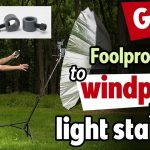 StandDaddy – a New Light Stand/Tripod Stabilizer System