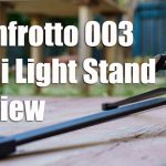 Manfrotto 003 Mini Light Stand Review
