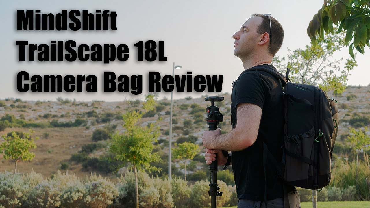 MindShift - Trailscape 18L Review