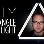 "How to Build Your Own DIY Light Triangle ""Ring"" LED"