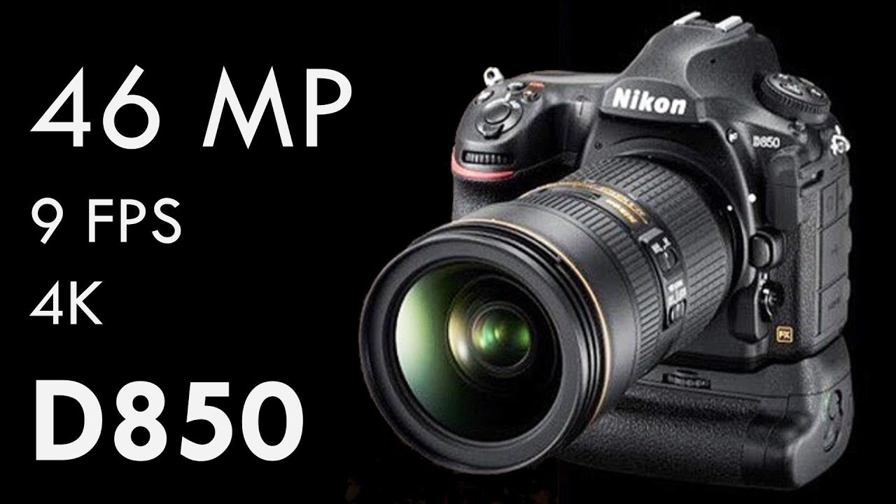 A Look at the Features of the Upcoming Nikon D850 (Semi Official)