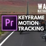 Auto & Manual Motion Tracking an Object with Premiere Pro
