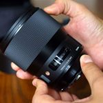 Sigma 135mm f/1.8 DG HSM Art Lens Hands On Review