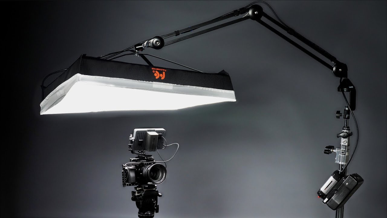 Make Your Own Flexible Light And Mic Stand Lensvid