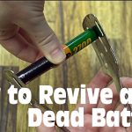 How to Revive a Dead Battery Using a BBQ Clamp