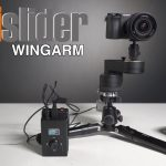 First Look at the DigiSlider Motorized Wing Arm Slider