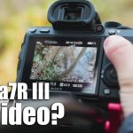 A Look at the Sony A7R IIII as a Video Camera