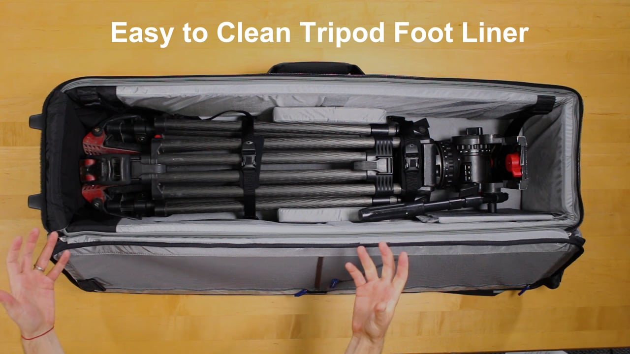 Think Tank Introduces the Video Tripod Manager 44 Rolling Case - LensVid.com