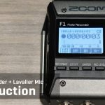 First Look at Zoom's Compact F1 Field Recorder