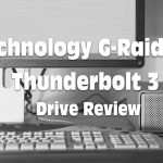 G-Technology G-Raid 16TB Thunderbolt 3 Review