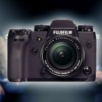Hands on with the Fujifilm X-H1