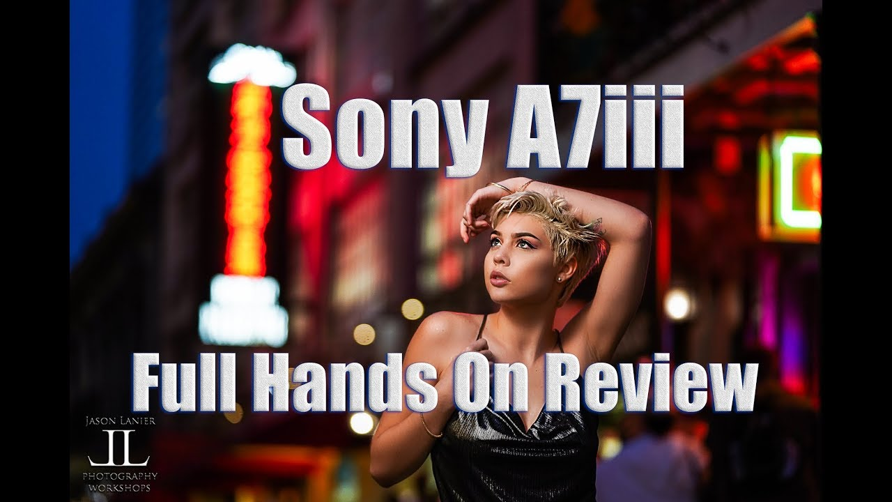 Sony A7III The Ultimate Wedding Camera? - LensVid comLensVid com