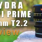 Veydra Mini Prime 35mm T2.2 Review