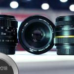 "Skybeam Digital Cine Lenses – ""the Smallest Cine Lenses in the World"" (NAB 2018)"