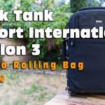 Think Tank Airport International Version 3 Camera Rolling Bag Review