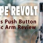 Shape Revolt 2 Axis Push Button Magic Arm Review