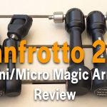 Manfrotto 244 Mini and Micro Magic Arms Review